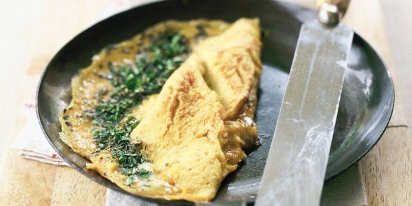 Рецепты омлетов
