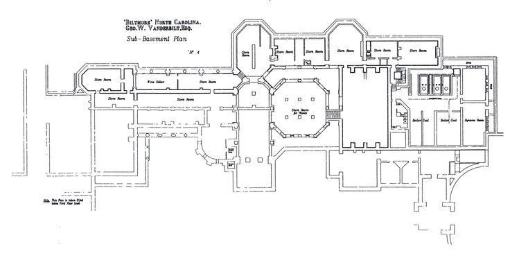 12 best biltmore estate images on pinterest biltmore for Biltmore estate floor plan