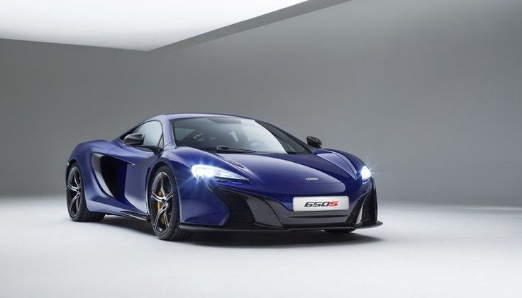 2018 McLaren P16