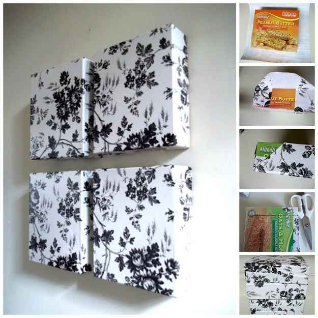 Wall Hangings | 31 Things You Can Make Out Of Cereal Boxes
