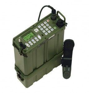 Codan 2110M – HF Transceiver – Military | QRZ Now – Ham Radio News!