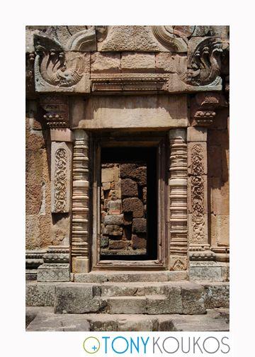 thailand, columns, temple, spiritual, reliefs, stone, hindu, Phanom Rung, steps, crumbling