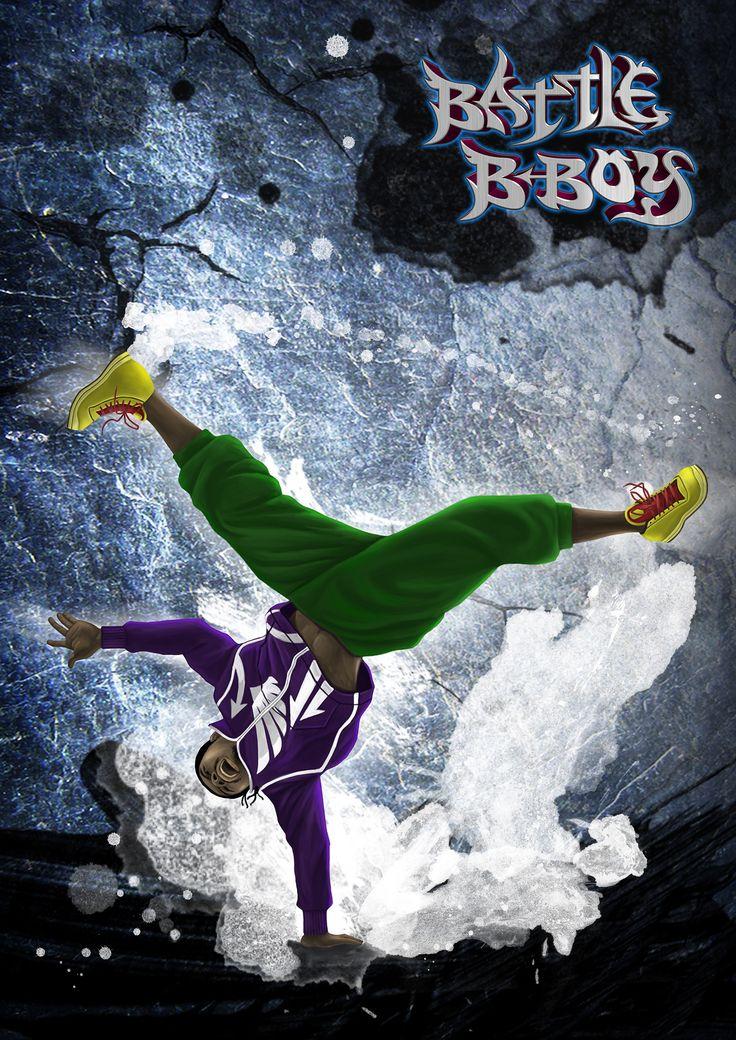 BattleBBoy poster1