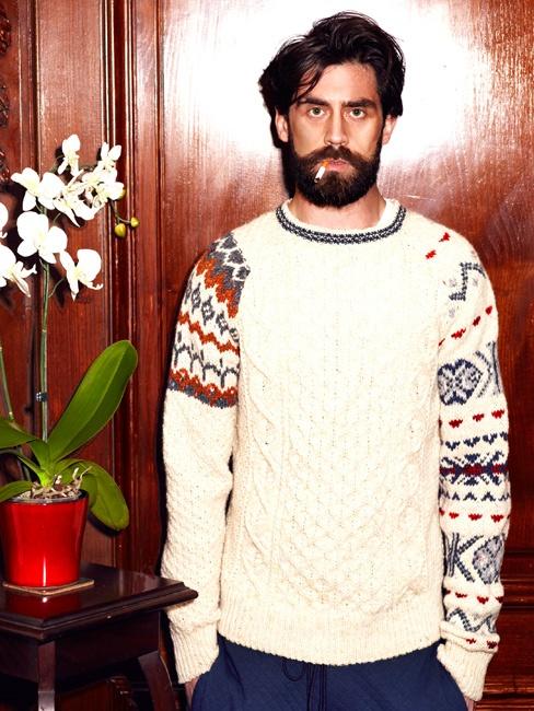 Casely-Hayford, a/w 2012   #Fashion / #Photography / #Menswear