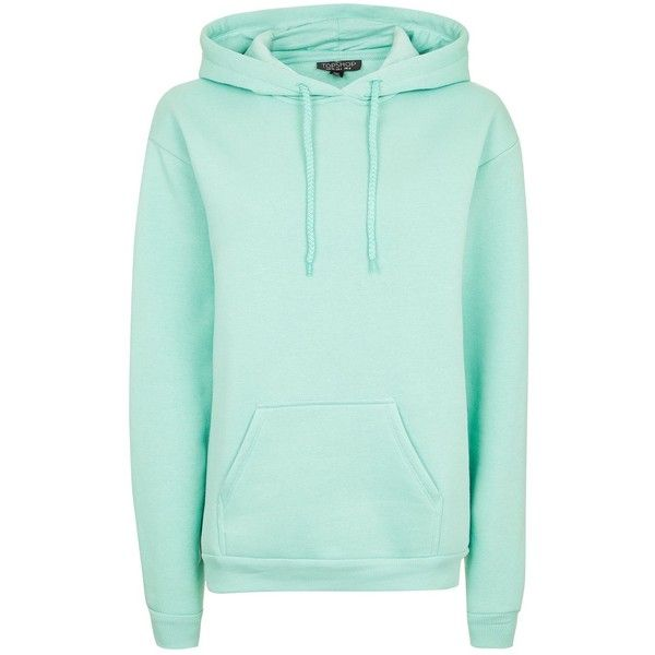 TopShop Tall Oversized Hoodie ($27) ❤ liked on Polyvore featuring tops, hoodies, green, oversized hoodies, oversized tops, tall hoodie, cotton hooded sweatshirt and tall hoodies