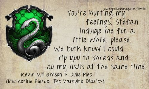 Harry Potter House Quotes: 49 Best Slytherin House Images On Pinterest