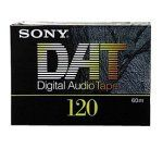 SONY DT120R (1 pack) by Sony. $32.99. 1 Digital Audio Tape cassette for DAT recorders
