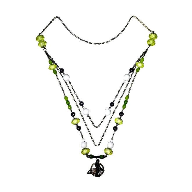 Villain Fashion | Because being awesome makes you a villain!: Necklace of the Virtuous Butterfly
