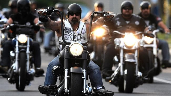 Bikie nation - the outlaw gangs in your backyard