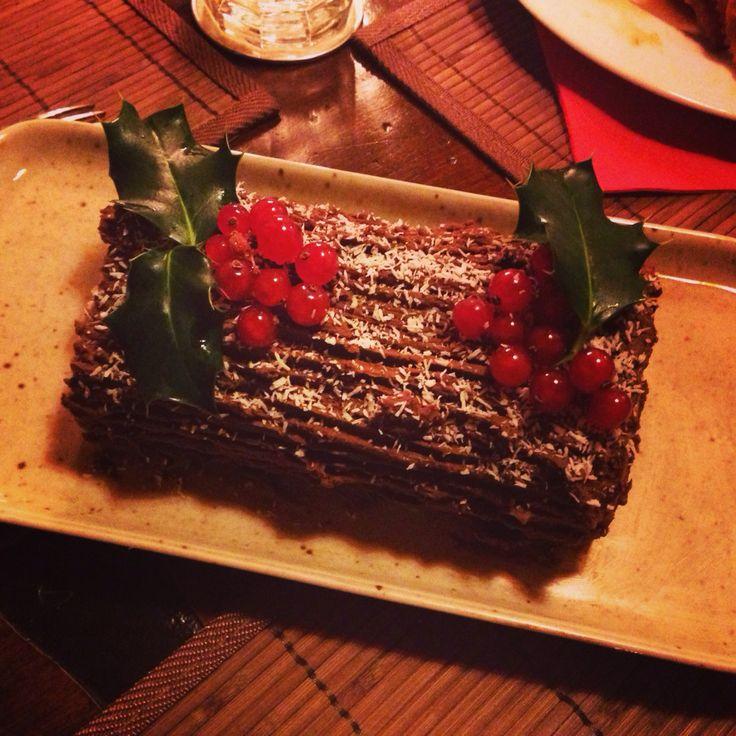 #tronchetto di #Natale #bûche de #Noël