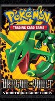 More Dragon-type Pokemon can give you an edge with the Pokemon TCG: Dragon Vault expansion...out now.