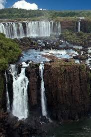 Iguazu Falls - Brasil, Paraguay and Argentina
