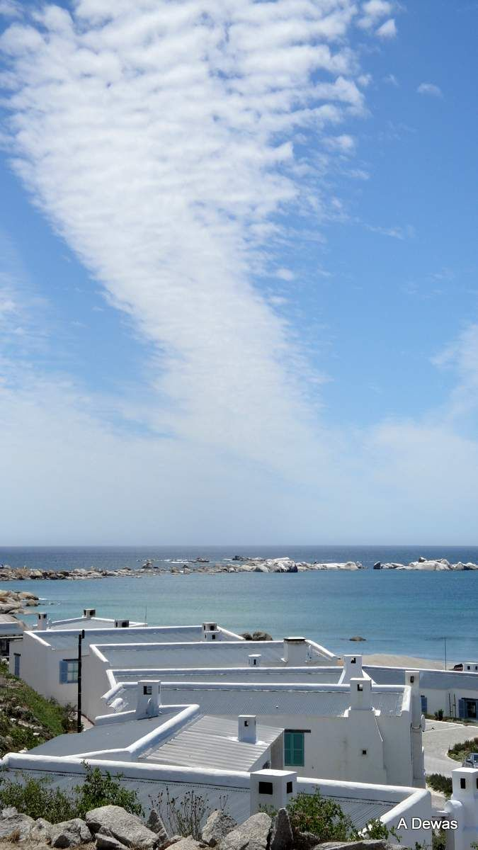 Paternoster - West Coast - Western Cape - South Africa. Pinned from South African Tourism #cruise #cruiseabout #southafrica