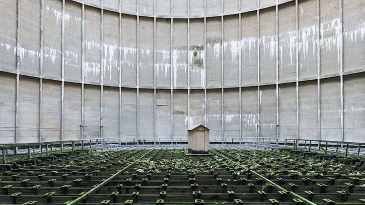 Discovering Abandoned Cooling Towers Across Europe – Fubiz Media