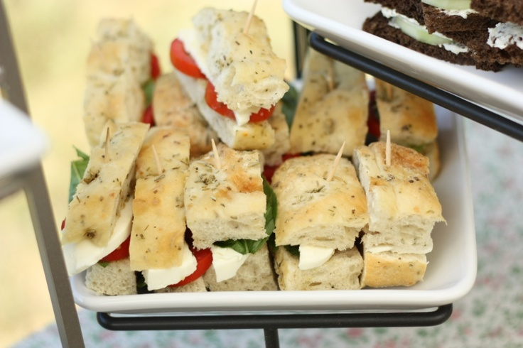 caprese tea sandwiches more sandwiches nr caprese tea sandwich tea ...