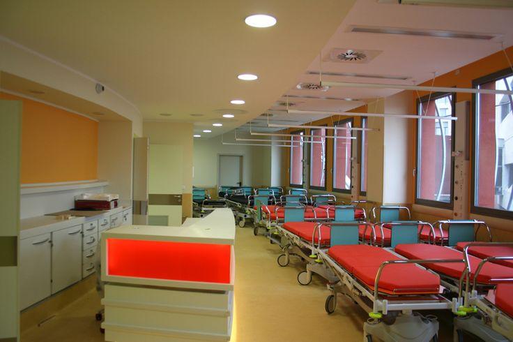 Pronto soccorso dell'ospedale di Parma