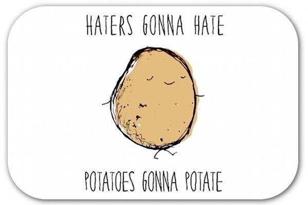 ha!: Giggle, Announced, Potatoes Gonna, Desk, My Sister