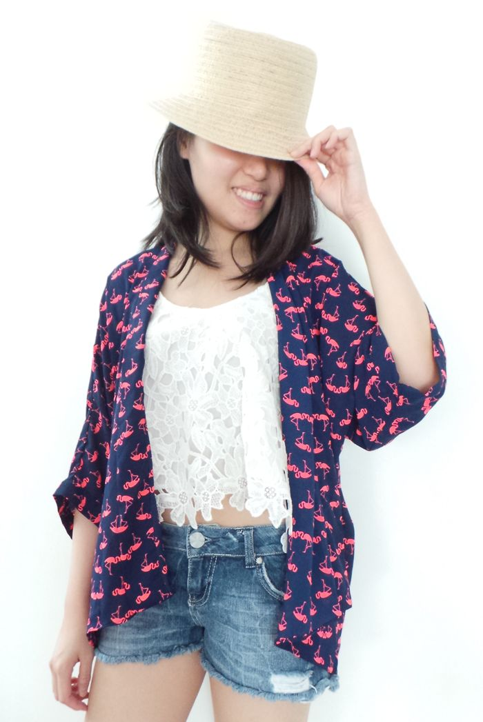 Pink and blue - flamingo jacket. https://www.etsy.com/listing/230804726/flamingo-kimono-jacket-blue-and-bright?ref=shop_home_active_7