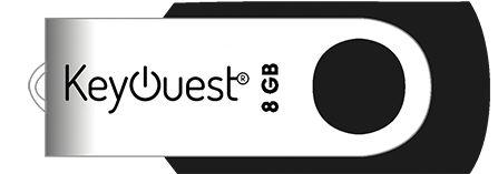 "Clé USB ""OFFICE"" 8 Gb - KeyOuest http://www.keyouest-mobility.com/produits/cle-usb-office-8-go-keyouest/"