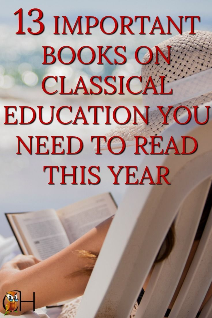 Are you intimidated by the thought of classical education? You need to read one of these important books on classical education and give your kids an amazing education!