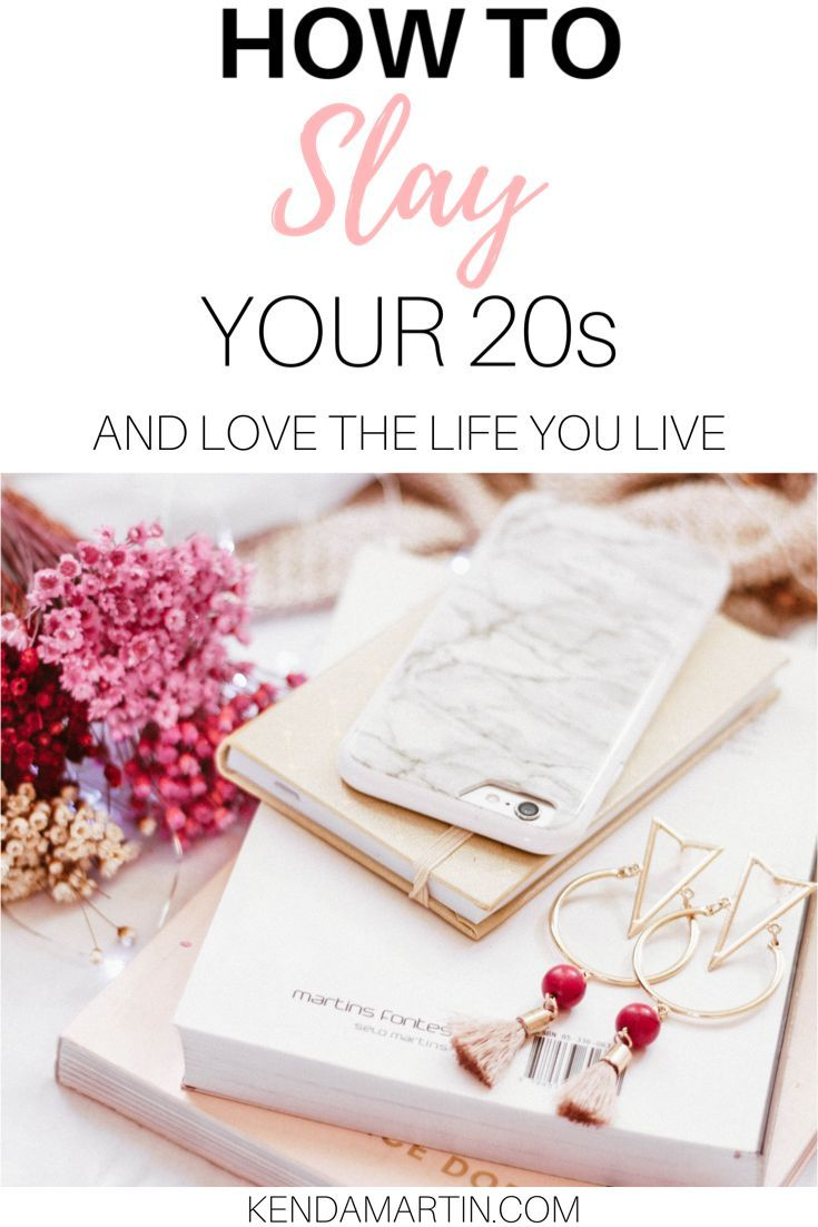 Things To Do In Your 20s Book