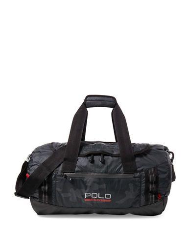 Polo Sport Ripstop Sport Duffel Bag Men's Black