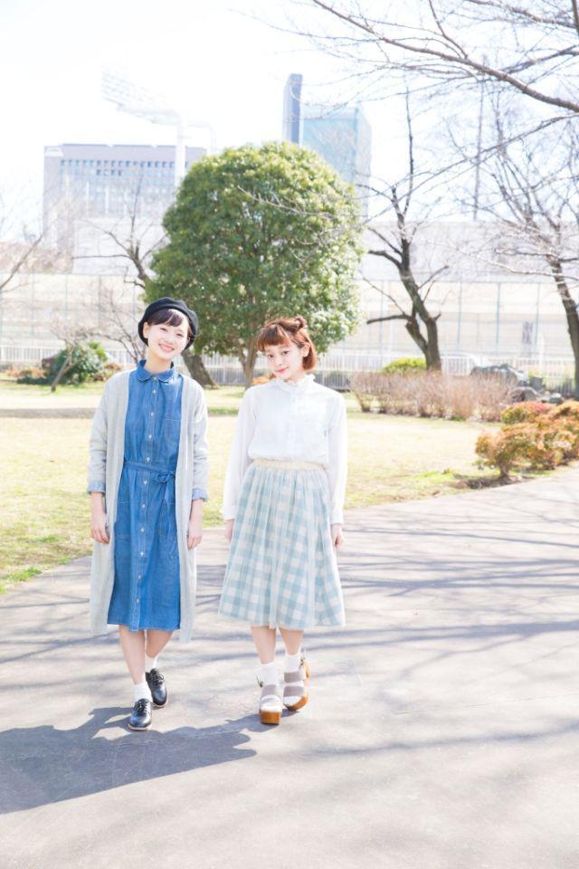 ヤング女子に大人気!プチプラなのにこんなにおしゃれなしまめるコーデ♡ファッション・スタイルのアイデア☆
