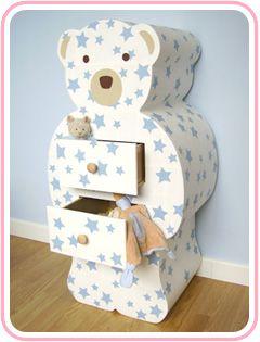mobiliario infantil lili gribouille