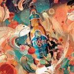 Capodanno cinese - Tiger beer  #fashion #limitededition #annodelcavallo #newchineseyear #capodannocinese #yearofthehorse