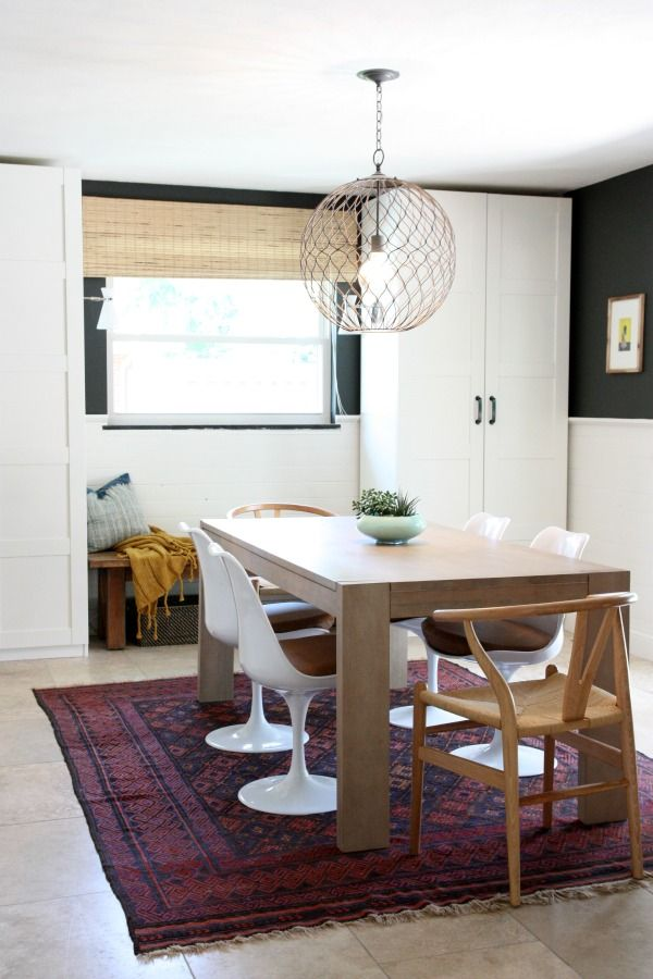 Boerum dining table in natural from west elm spotted for Bedroom inspiration west elm