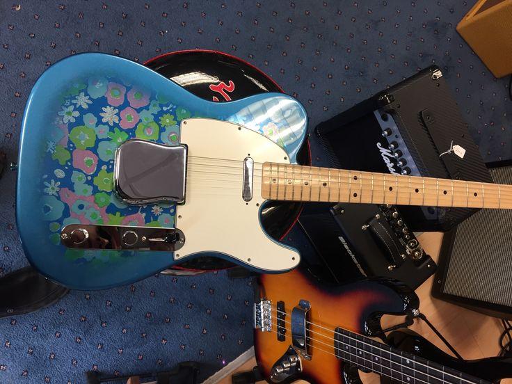 Fender Telecaster MIJ FSR Classic 69
