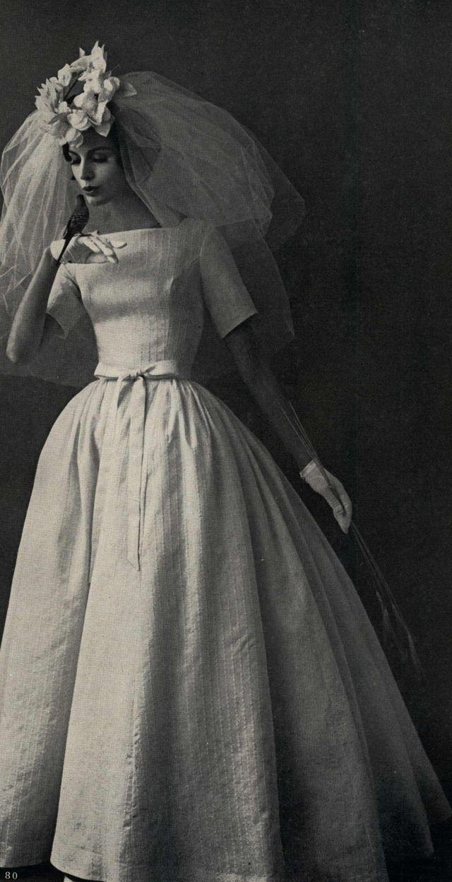 Mademoiselle 1961 Photo by George Barkentin