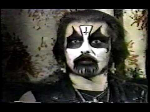 King Diamond / Mercyful Fate Interview old school