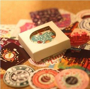 Doosje Stickers