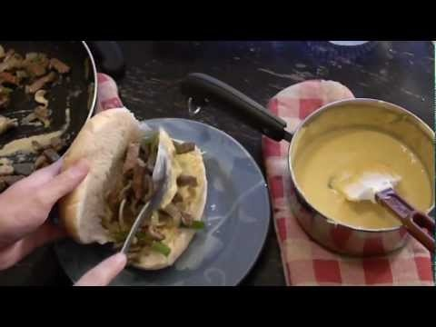 Cheesesteak Sandwiches - so insanely good, just really really delicious lol. Please refer to my blog for the written recipe!  http://thecomfortedsoulrecipes.blogspot.ca/