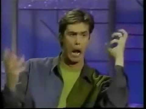 There's no way you could tell me both Ace Ventura AND the Mask are wrong. Side note: anyone else really wish Jim Carrey had fronted a grind/death metal band?