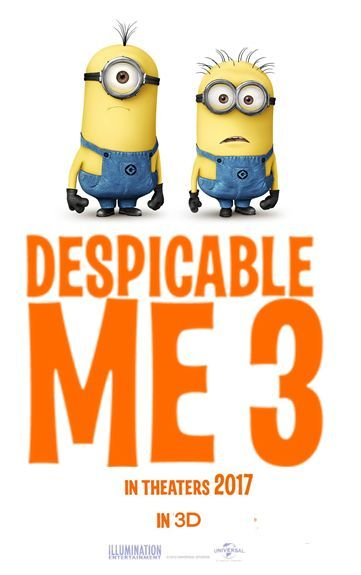 Despicable Me 3 (2017) 1.jpg  Full MOVIE ONLINE HD WATCH~