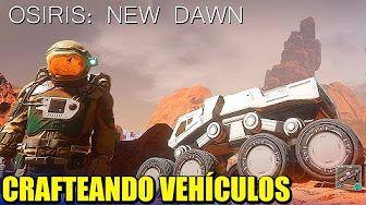 Explorando y ampliando la base - OSIRIS: NEW DAWN #2| Gameplay Español - YouTube