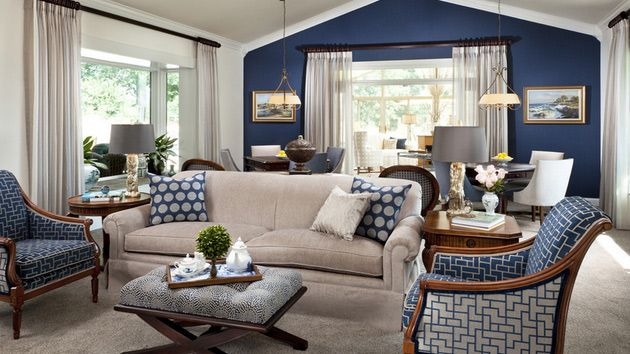 Last Friday, we showcased living room designs accented with purple decors. We are pretty sure that you loved them, that is why we will be showing you more living spaces with different colored accents. It�s a good thing since it�s�