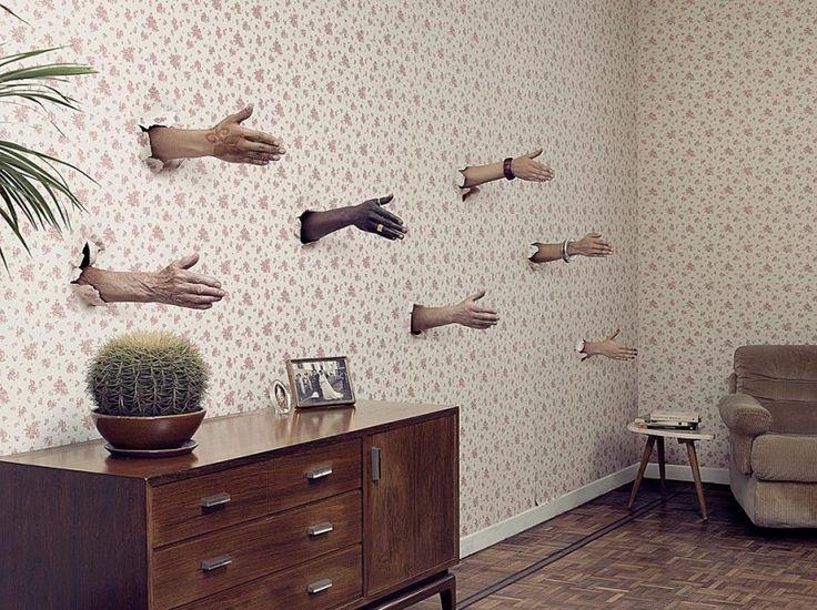 The Livingroom – Creative retouching & CGI Photographer - Jeffrey Van Houtte / Agency - Proximity BBDO / Client - Belang van Limburg