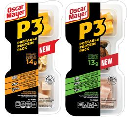 FREE Oscar Mayer P3 Portable Protein Pack at Target after Deal!