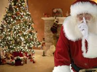 great site... upload a pic of your tree and it will put santa in the picture- i need to do this!