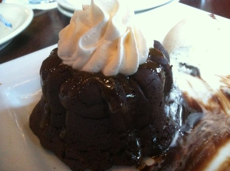 Death by Chocolate dessert at Rudy's Red Eye Grill (review by TwinCitesGlutenFree.com).  One of the BEST GF desserts I've had!