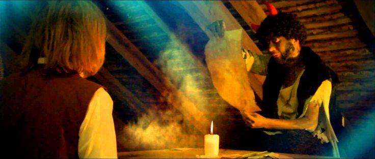 Čertův mlýn (pohádka/studentský film)