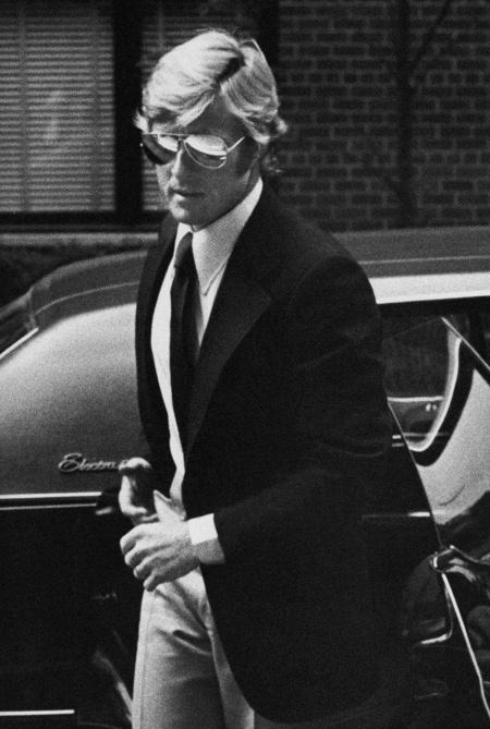 Robert Redford by Ron Galella