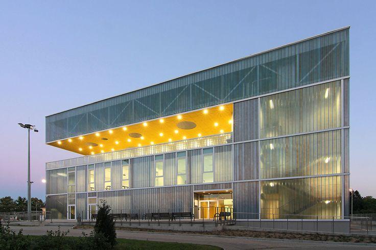 Gallery - Sports Hall in Poznan / Neostudio Architekci - 1