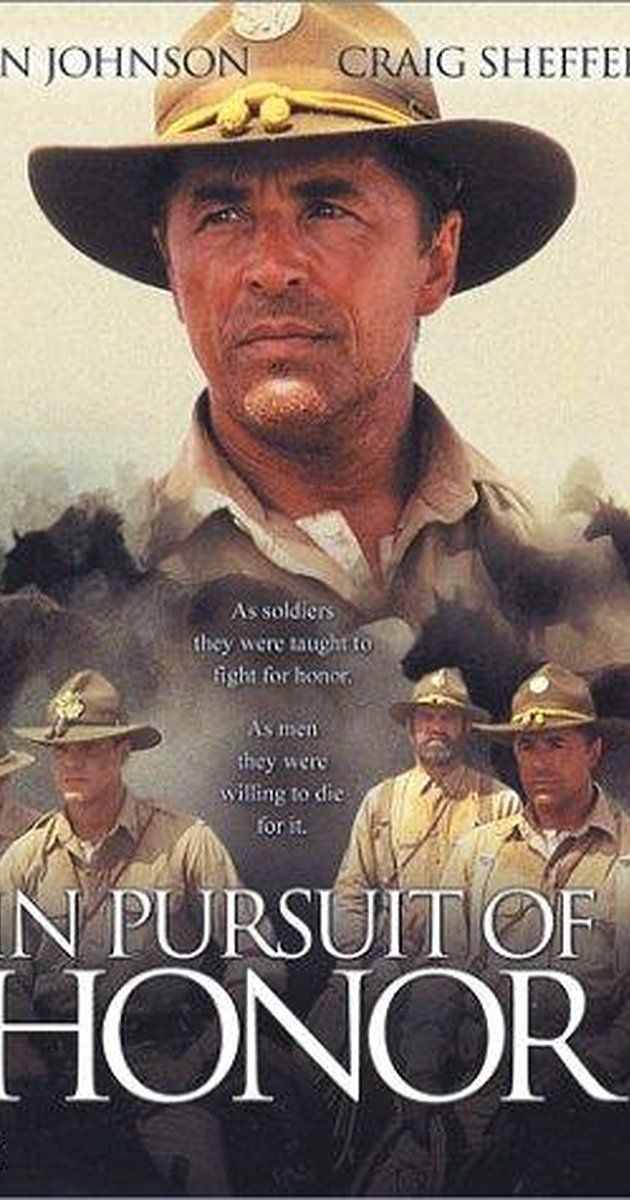 Directed by Ken Olin.  With Don Johnson, Craig Sheffer, Gabrielle Anwar, Bob Gunton. A group of cavalry men defy orders to destroy hundreds of army horses. Having disobeyed a direct order, the men are pursued by the military, but now the bullets aren't just aimed at the horses.