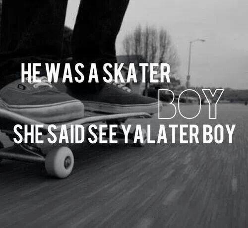 Sk8er Boy... Avril Lavigne