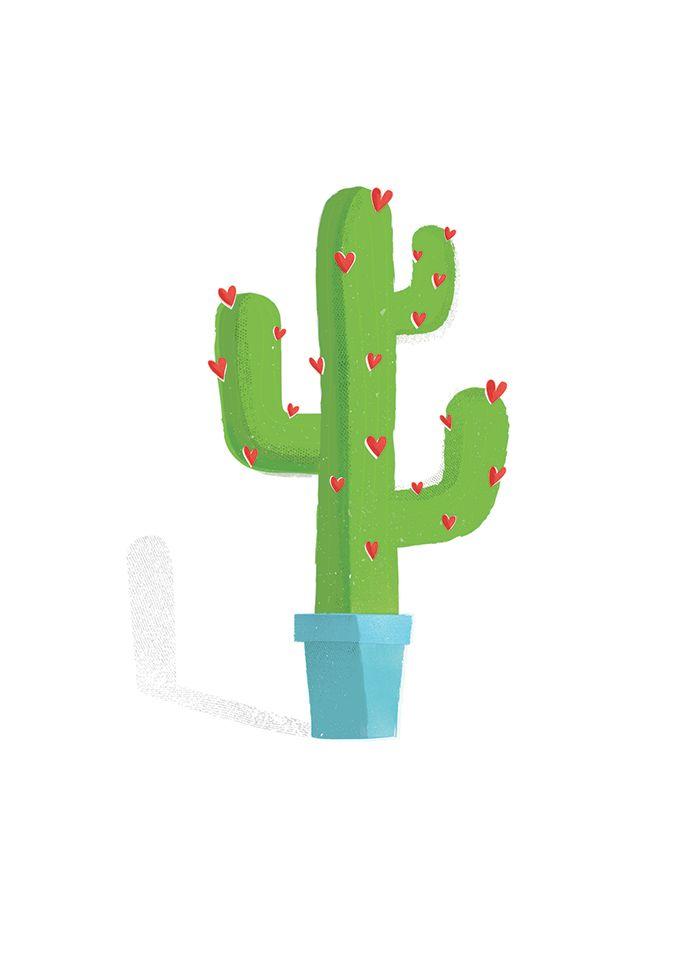 Julia Solans - Cactus in Love