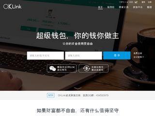 OKLink Wordpress Plugin